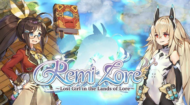[Switch] RemiLore: Lost Girl in the Lands of Lore recebe novo trailer e data de lançamento