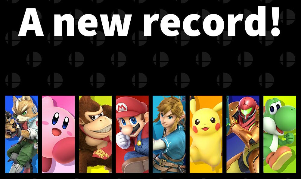 Super Smash Bros. Ultimate bate recorde de vendas na Europa