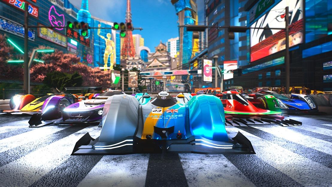 Xenon Racer chega no início de 2019 no Nintendo Switch; arte de capa é revelada