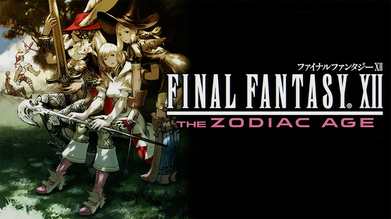 [Switch] Final Fantasy X / X-2 HD Remaster e Final Fantasy XII: The Zodiac Age ganham data de lançamento no ocidente