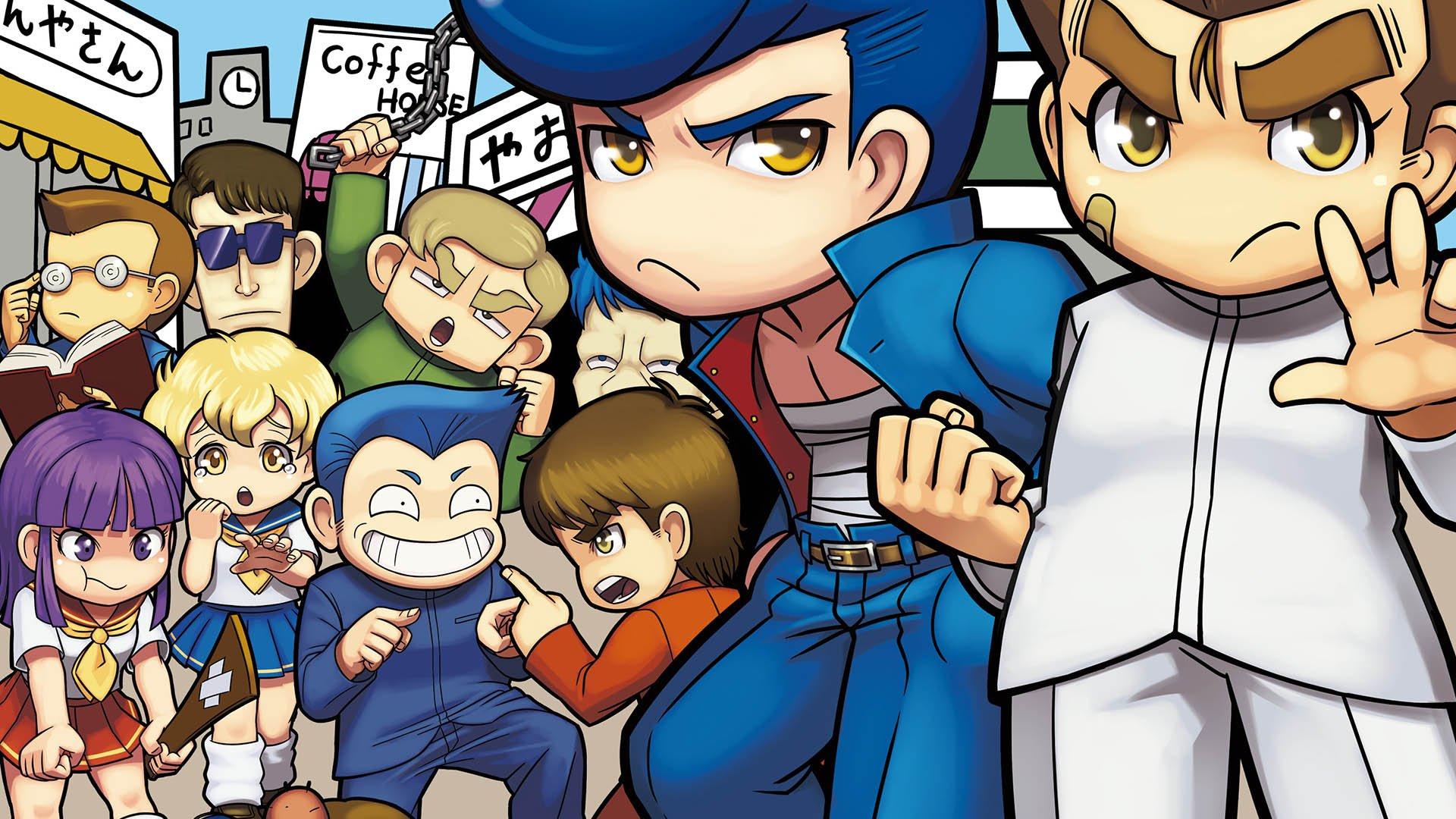[Switch] Novo jogo da série Kunio-kun ainda não anunciado recebe classificação em Taiwan