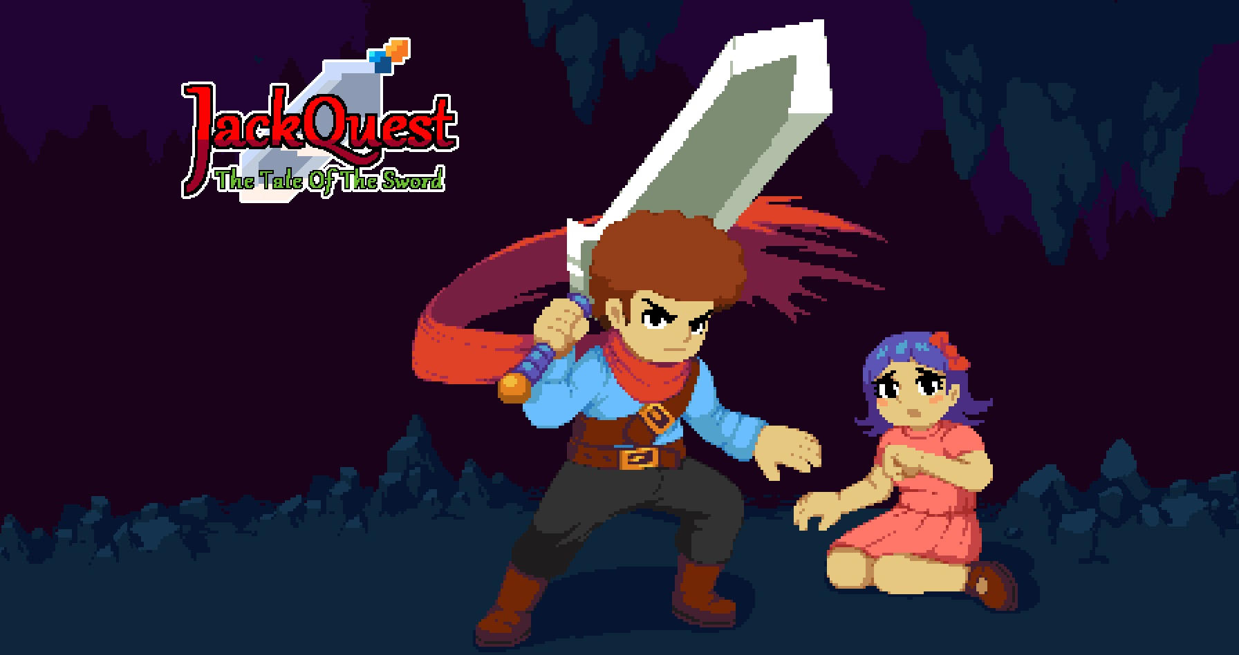 [Switch] Jogo de ação e plataforma JackQuest: Tale of the Sword chega no final janeiro; Trailer