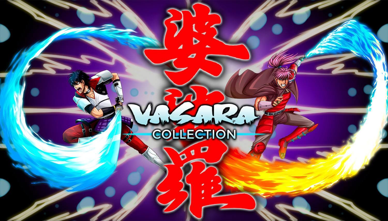 Shoot 'em Up Vasara Collection terá edição física em seu lançamento