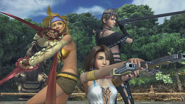 [Switch] Final Fantasy X / X-2 HD Remaster – Segundo jogo estará disponível apenas como código para download