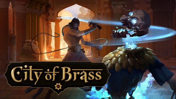 Uppercut Games anuncia o jogo de aventura rogue-lite City of Brass para o Nintendo Switch