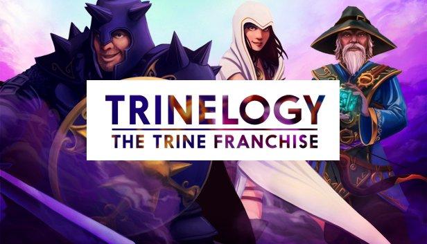 Trinelogy, possível edição física com a trilogia Trine é classificado para o Nintendo Switch