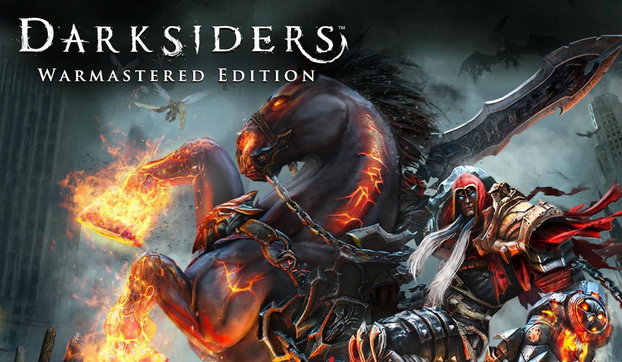 [Digital Foundry] Confira a análise técnica de Darksiders: Warmastered Edition para o Switch