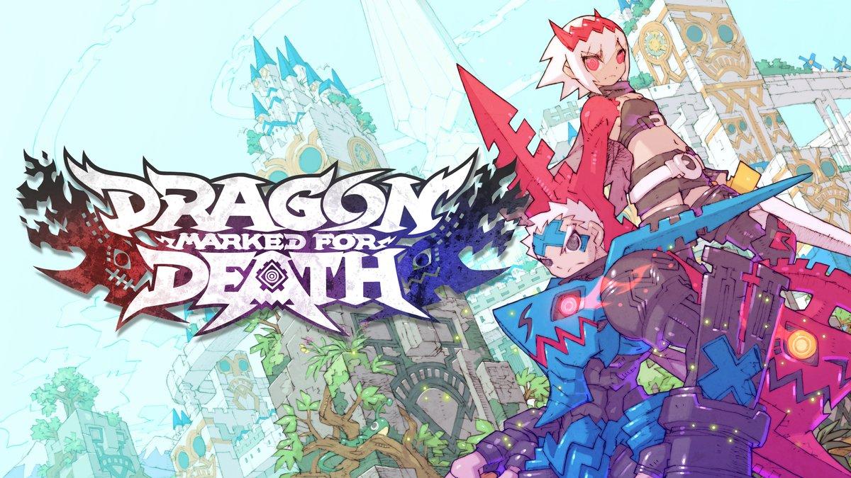 Dragon Marked for Death originalmente seria um jogo de PSP
