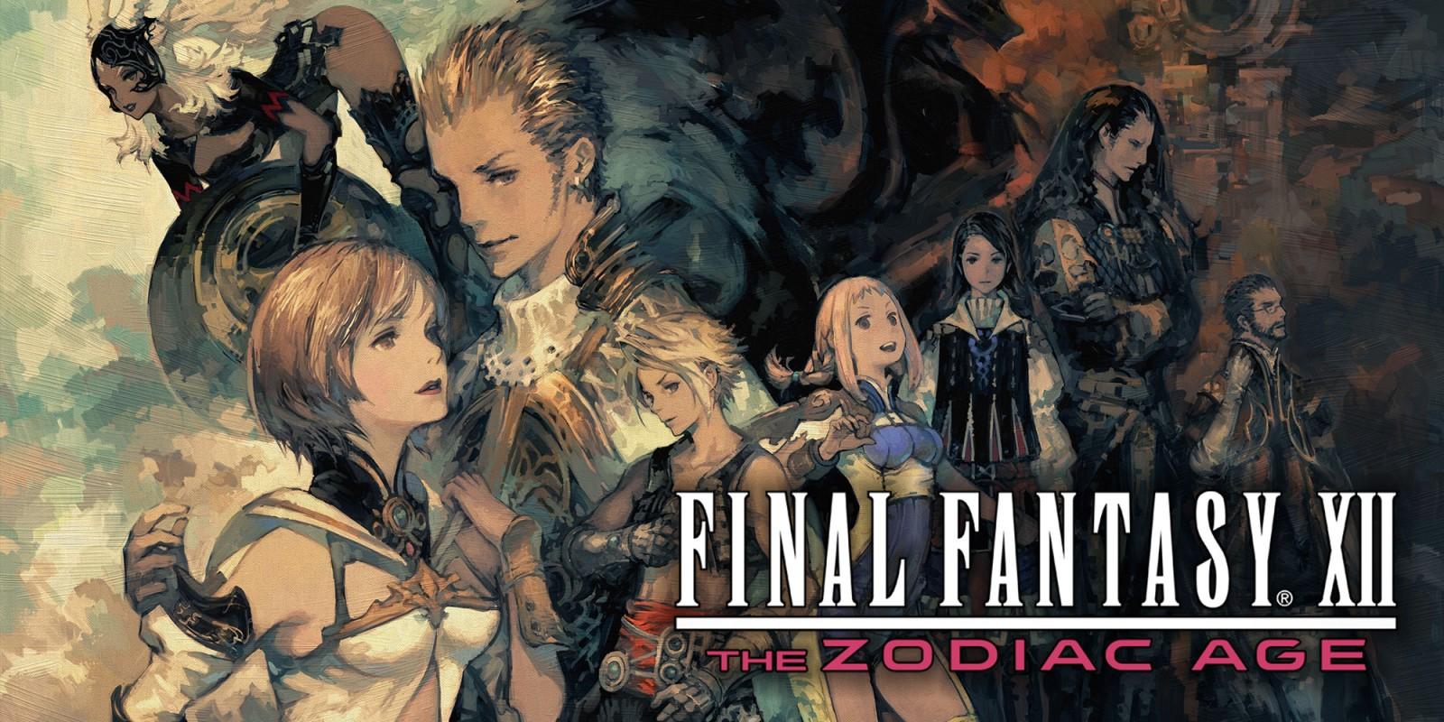 Confira a comparação entre as versões de Switch e PS4 de Final Fantasy XII: The Zodiac Age