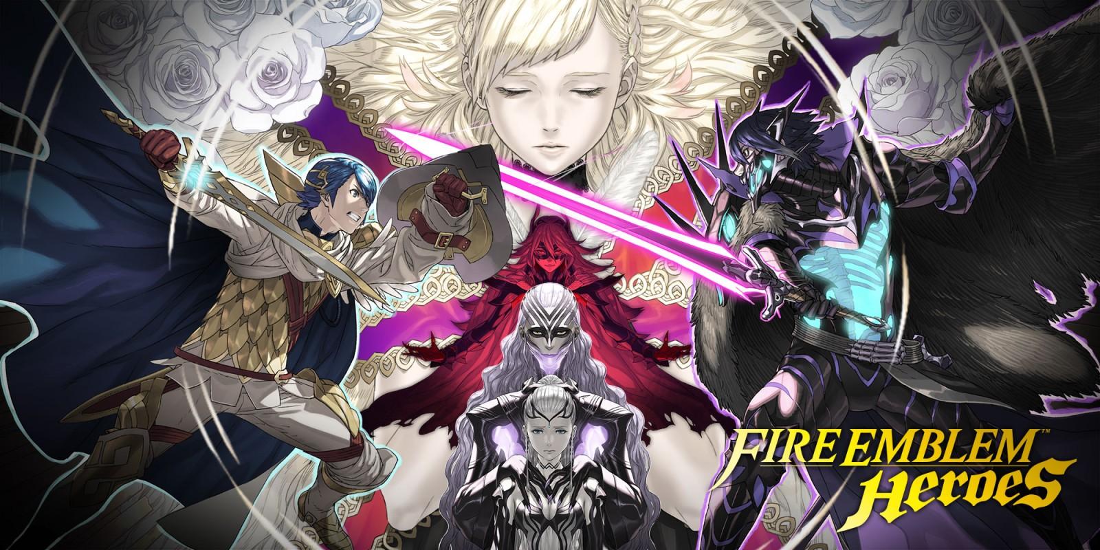 [Mobile] Fire Emblem Heroes ganhará tradução para o português do Brasil em fevereiro