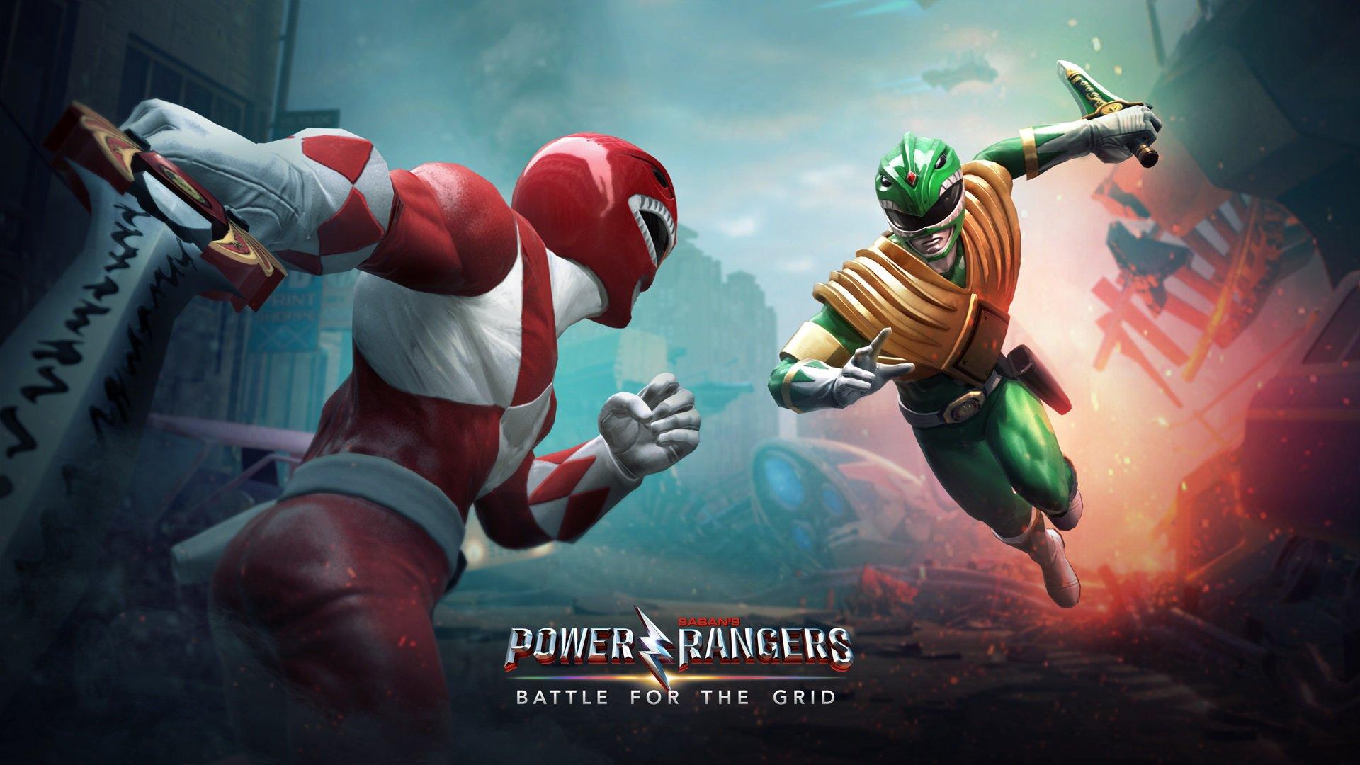 [Switch] Power Rangers: Battle for The Grid é oficialmente anunciado; Jogo terá Cross-play e Cross-progression