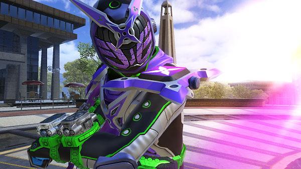 [Switch] Kamen Rider Climax Scramble Zio ganha atualização para a versão 1.2.0; Novo personagem disponível