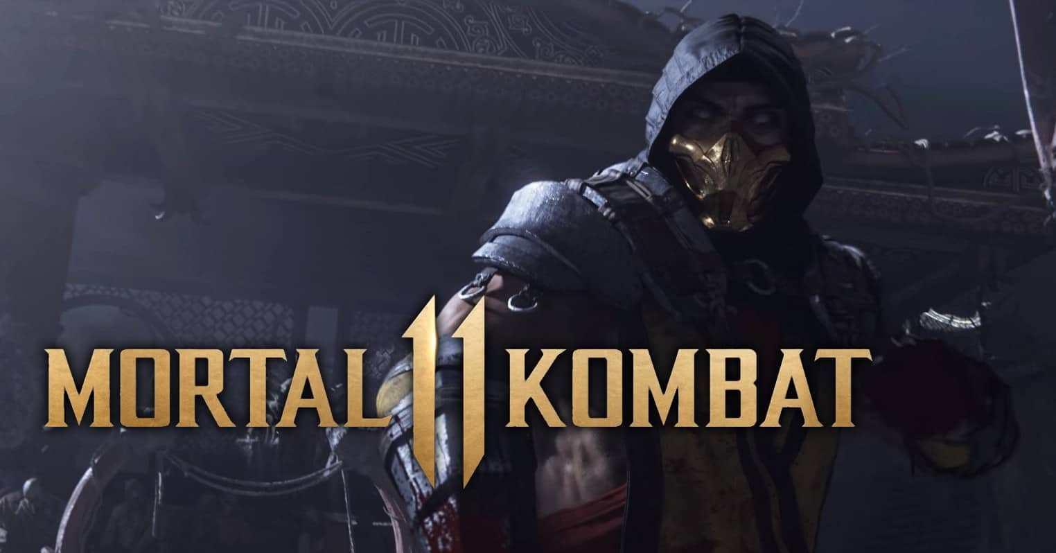 Nintendo venderá Mortal Kombat 11 na loja brasileira; Lançamento em 23 de abril