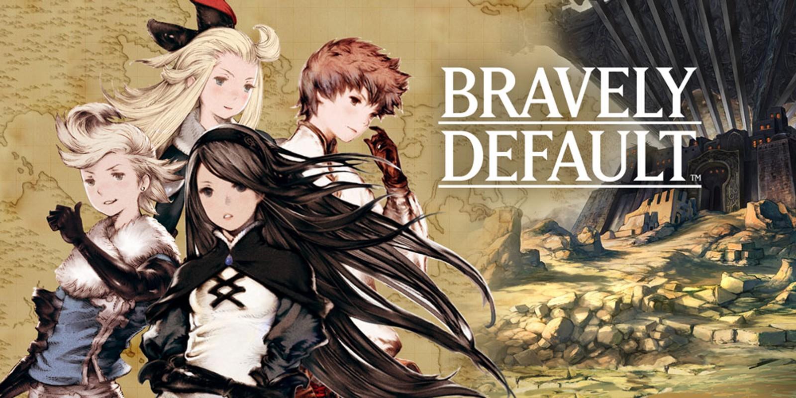 Twitter oficial de Bravely Default confirma que novo jogo da série está em produção