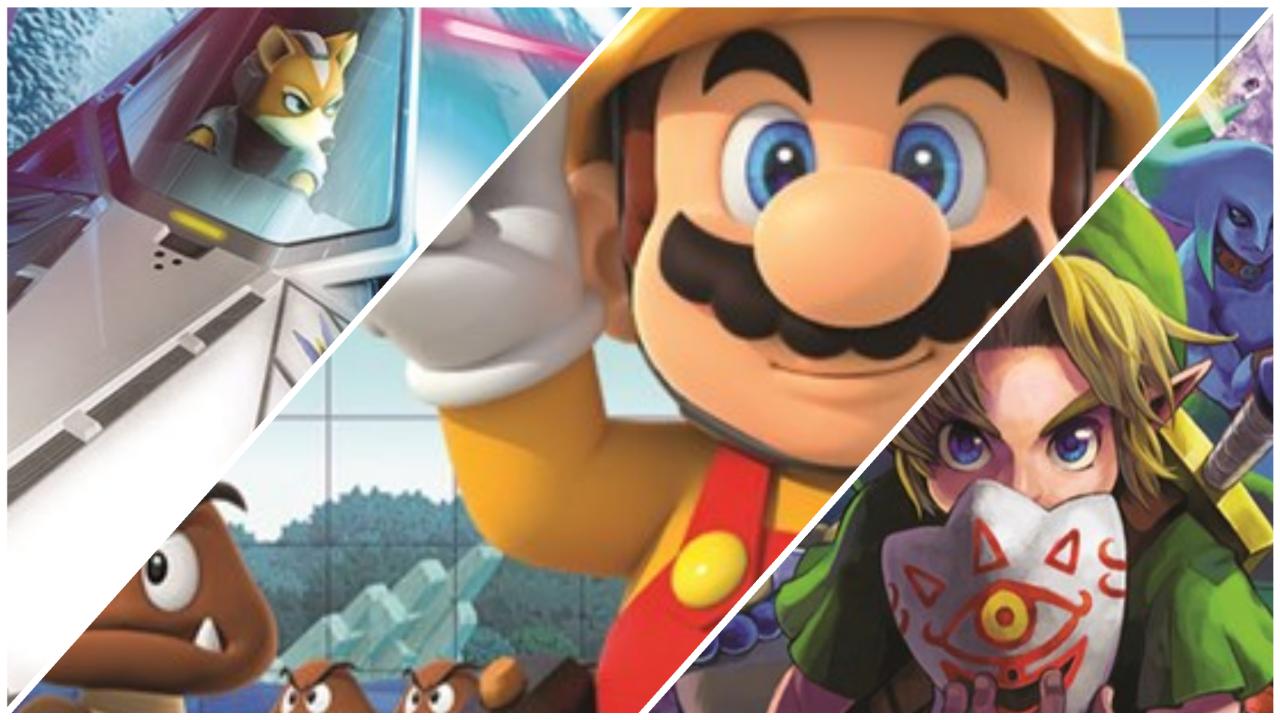 Nintendo anuncia nova leva de jogos da linha Nintendo Selects para o 3DS