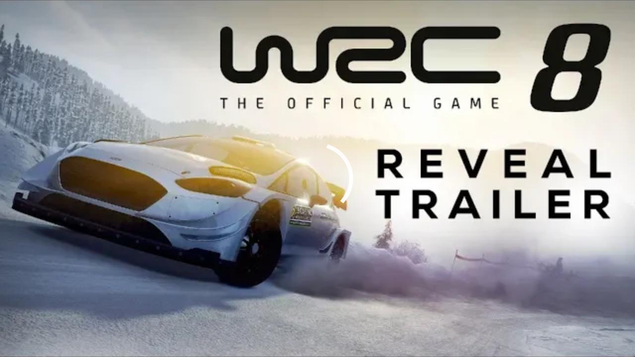 Bigben Interactive anuncia WRC 8 para o Nintendo Switch; trailer