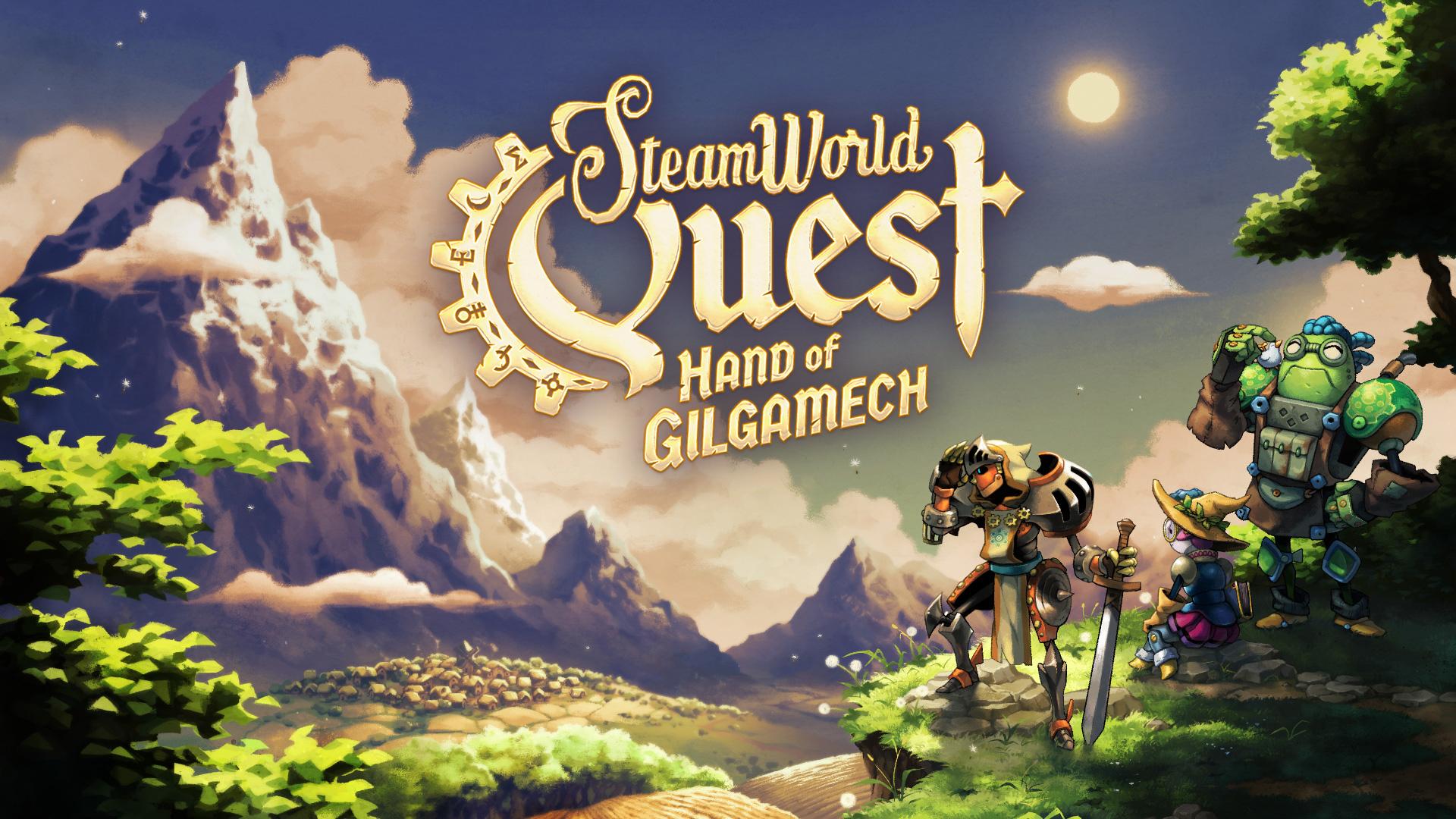 Image & Form anuncia SteamWorld Quest: Hand of Gilgamech para o Nintendo Switch; Trailer