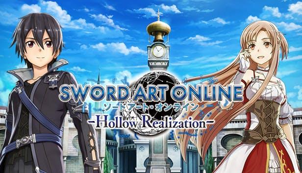 [Switch] Sword Art Online: Hollow Realization Deluxe Edition ganha data de lançamento no Japão