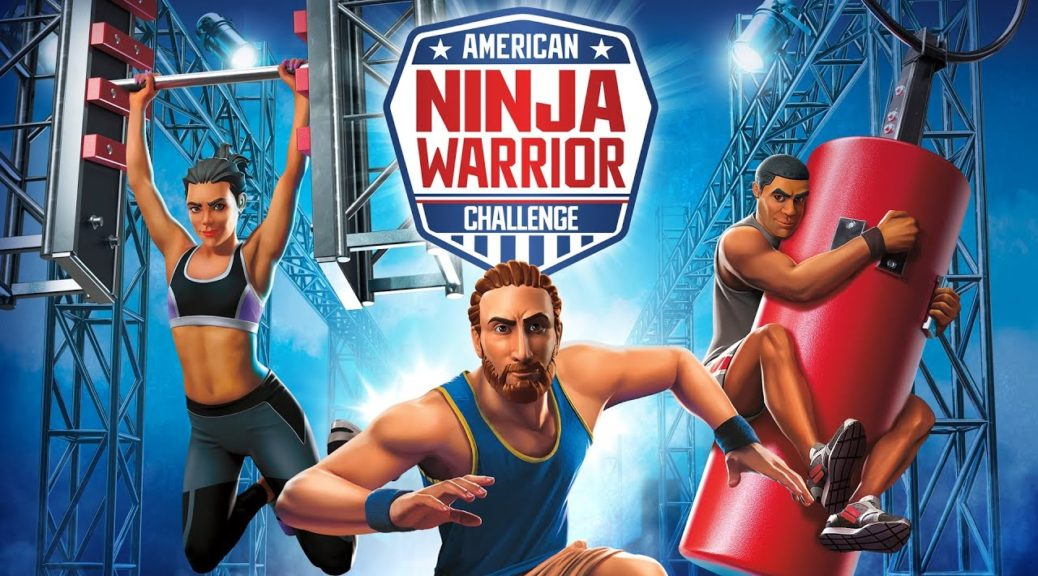 GameMill anuncia American Ninja Warrior Challenge para o Nintendo Switch