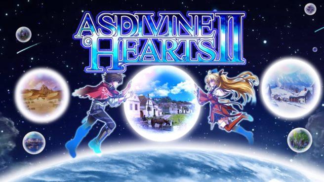 RPG Asdivine Hearts II chega ao Switch na próxima semana através da eShop; Trailer