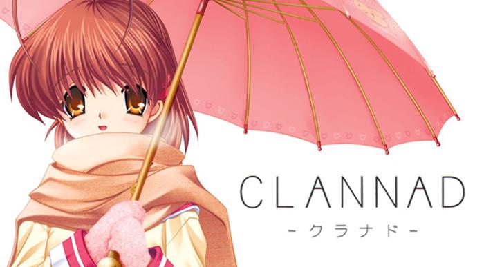 Visual novel Clannad poderá ser jogado em inglês; Screenshots