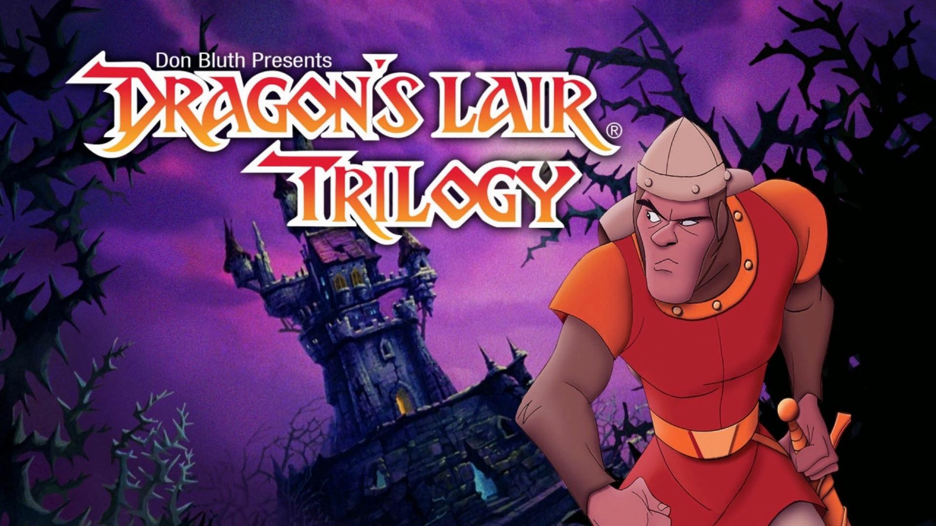 Dragon's Lair Trilogy está a caminho do Nintendo Switch, jogo chega na próxima semana