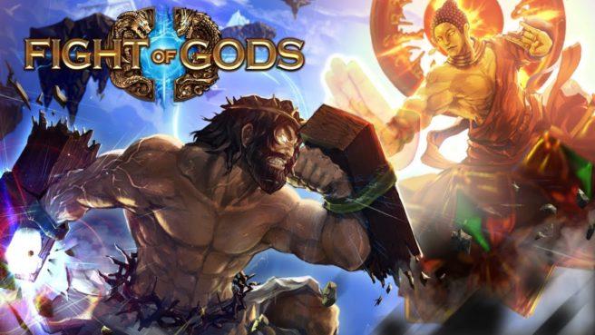 [Switch] Fight of Gods chega na próxima semana