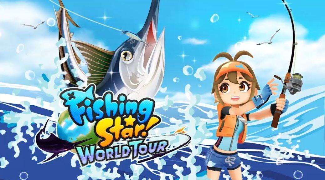 [Switch] Fishing Star: World Tour ganha data de lançamento