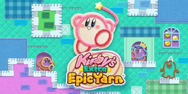 [3DS] Kirby's Extra Epic Yarn ganha data de lançamento; Funcionalidade com amiibo revelada