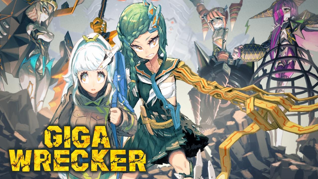 Giga Wrecker Alt. é listado para o Nintendo Switch