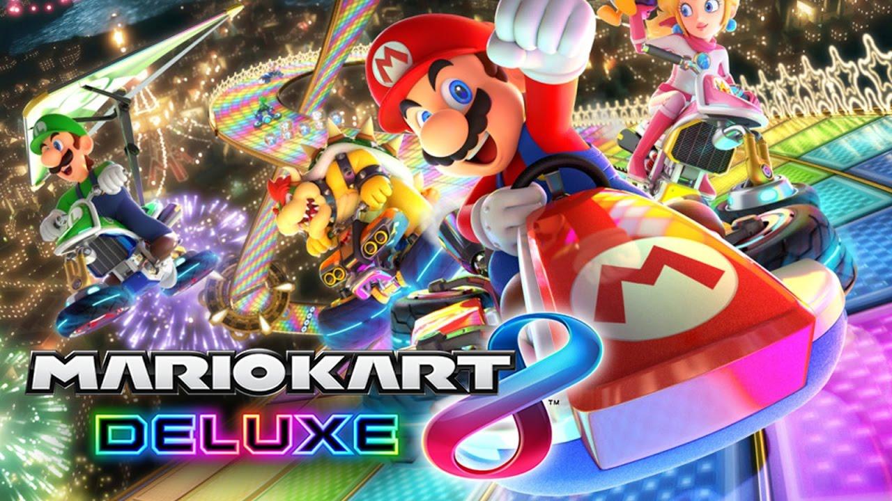 Reino Unido: Mario Kart 8 Deluxe vendeu 458 cópias físicas em 2018; Top-20 jogos mais vendidos de 2018