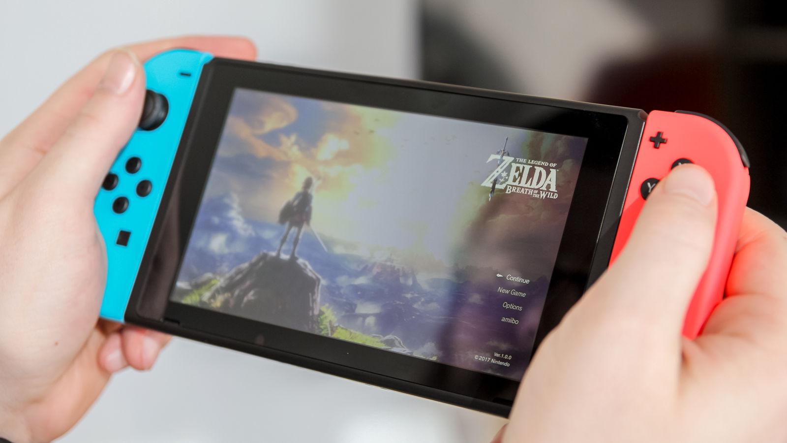 Nintendo Switch está vendendo mais rápido que o Wii no Japão