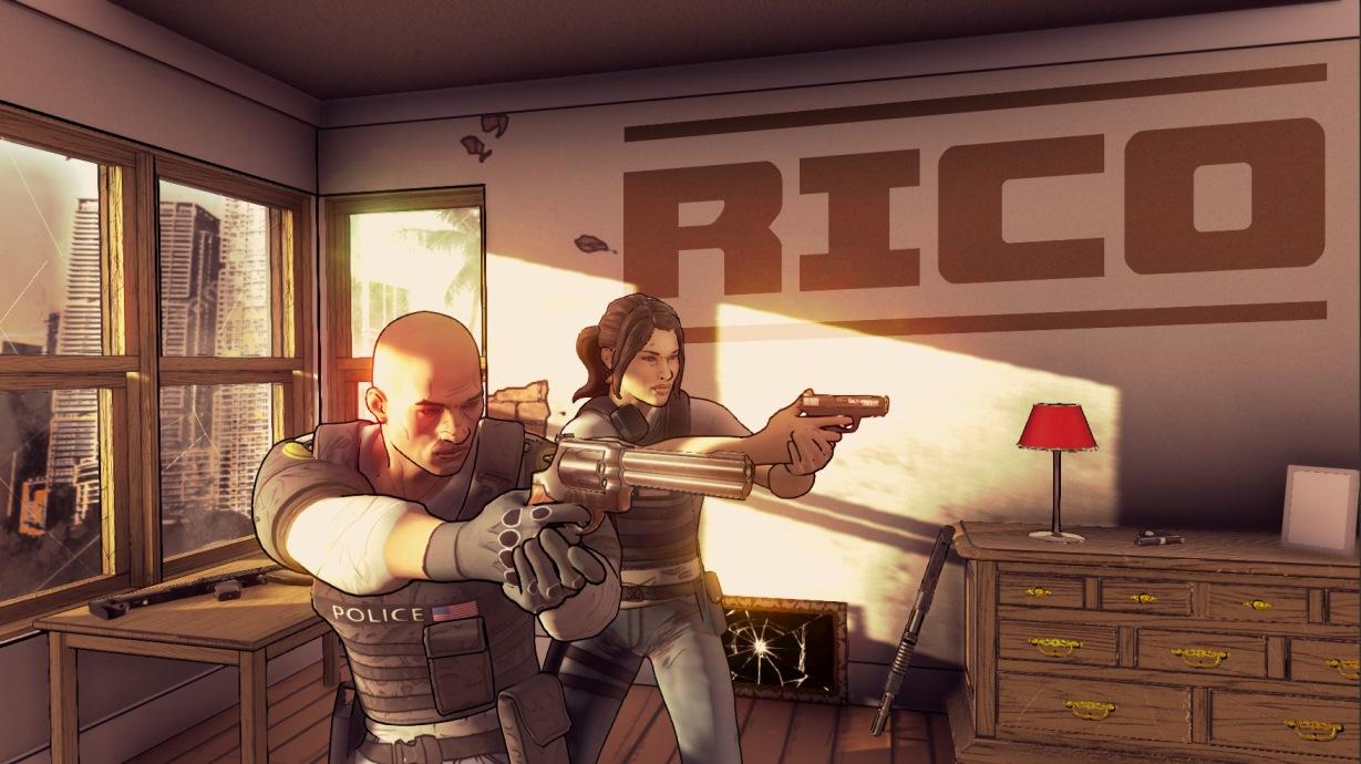 [Switch] RICO terá edição física em seu lançamento