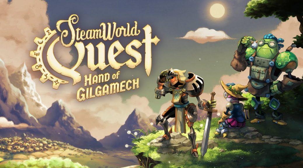 [Switch] SteamWorld Quest: Hand of Gilgamech não terá microtransações ou loot boxes