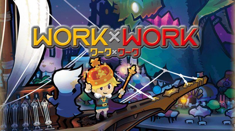 """[Switch] FuRyu registra a marca """"Heroland"""" nos EUA, possivelmente uma localização para Work x Work"""