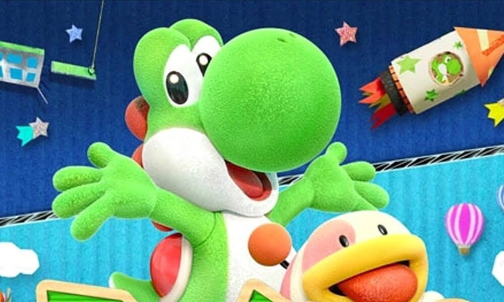 Yoshi's Crafted World chega em março de 2019 no Nintendo Switch
