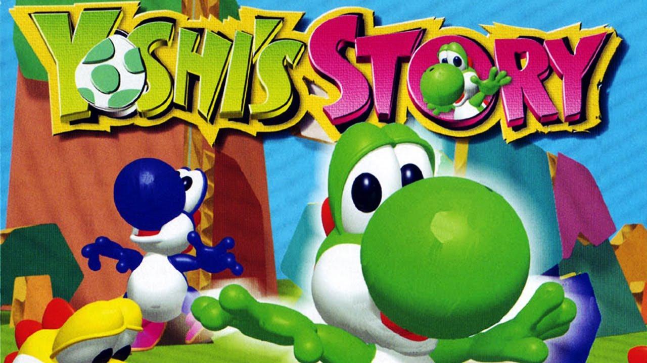 Após 22 anos, mensagem escondida em Yoshi's Story vem à tona