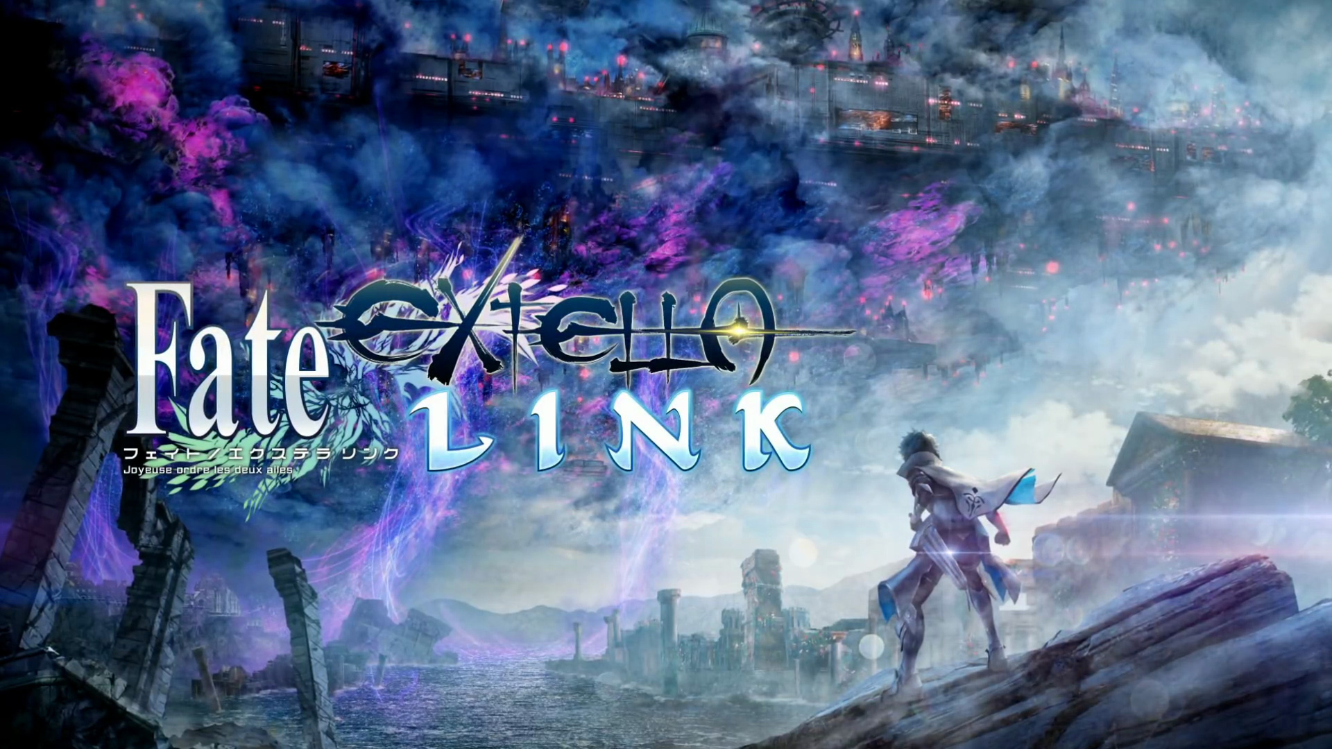 Fate/Extella Link chega em 19 de março na América do Norte; Novo trailer