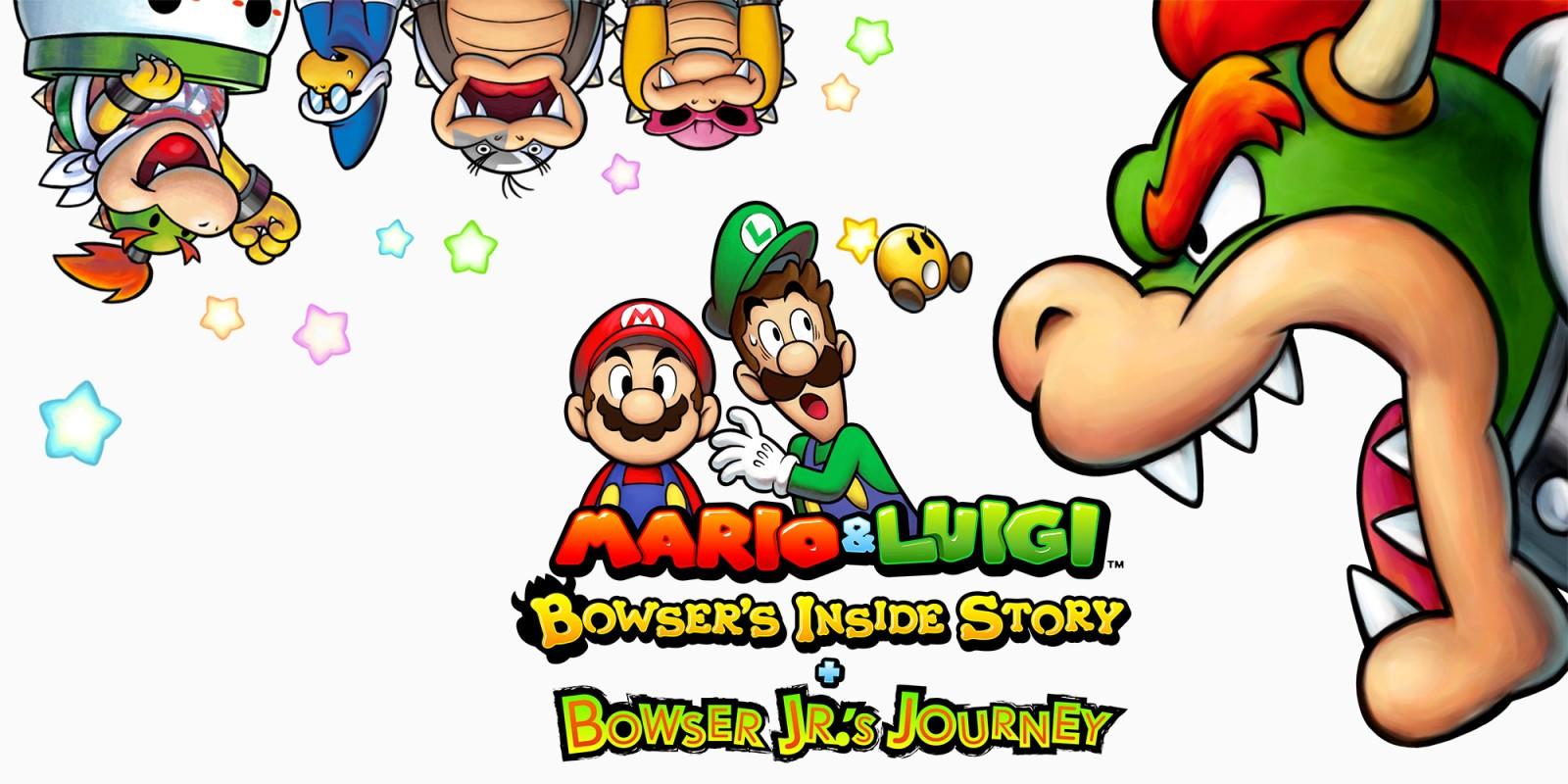 Japão: Mario & Luigi: Bowser's Inside Story + Bowser Jr.'s Journey é o jogo do Mario com piores vendas desde o Virtual Boy