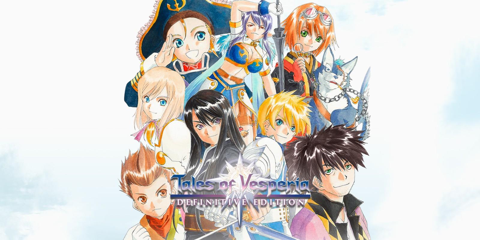 Bandai Namco já enviou mais de 500 mil unidades de Tales of Vesperia: Definitive Edition no mundo inteiro