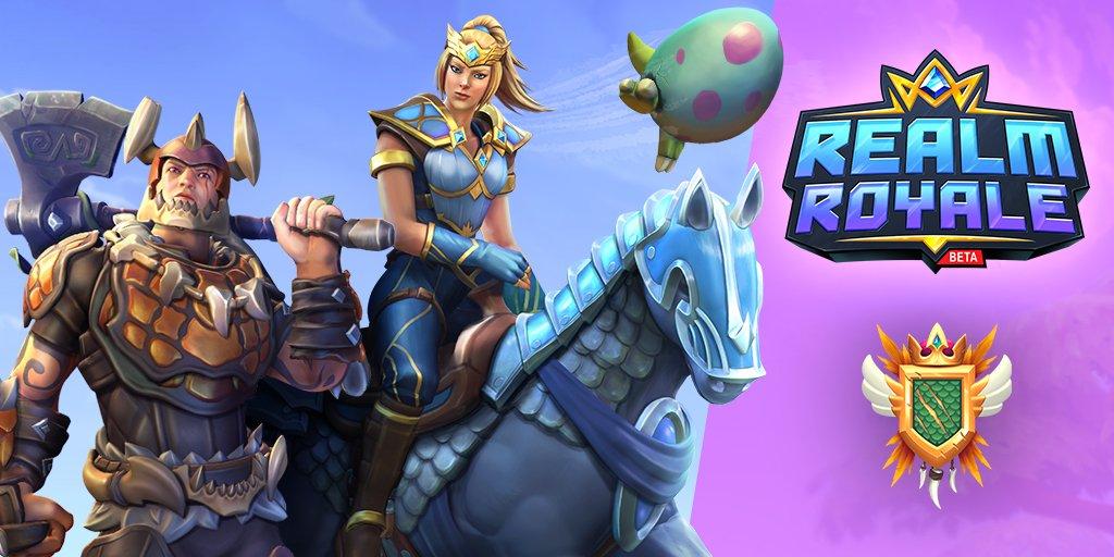Realm Royale pode ser o próximo jogo da Hi-Rez para o Nintendo Switch