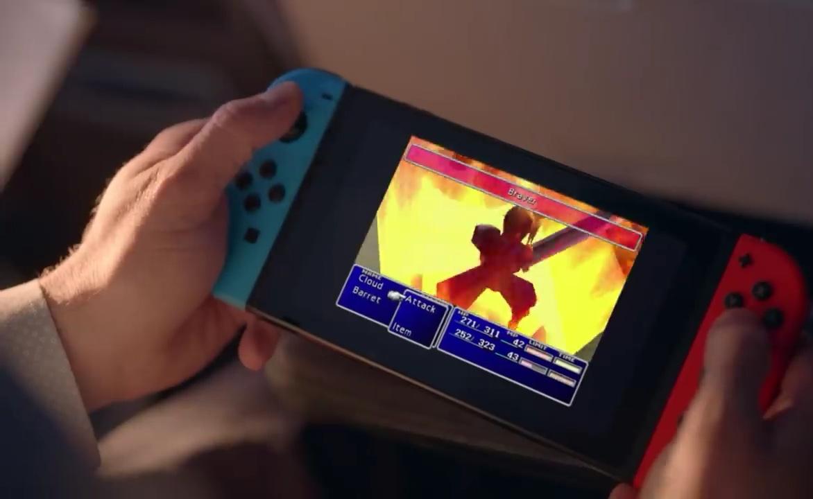 Confira as mais recentes propagandas do Switch