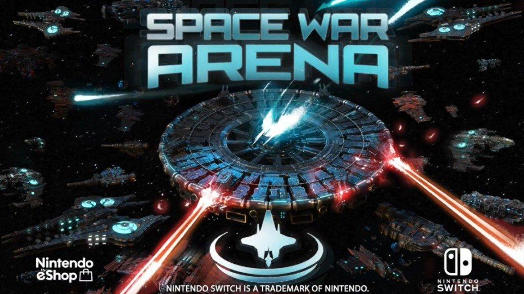 Space War Arena, jogo do criador de Ecco the Dolphin, será lançado exclusivamente para o Nintendo Switch