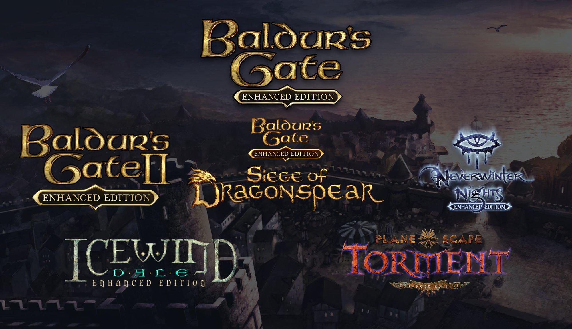 Skybound Games anuncia seis jogos de Dungeons & Dragons para o Nintendo Switch