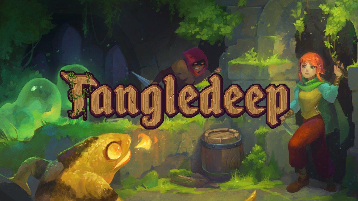 Tangledeep para Switch vendeu em uma semana o que a versão de Steam vendeu em meio ano