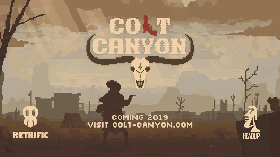 Headup Games anuncia Colt Canyon para o Nintendo Switch; trailer