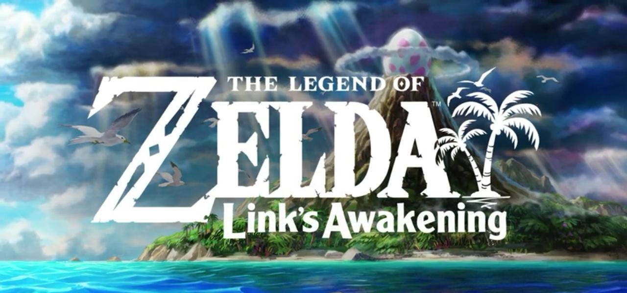 Remake de The Legend of Zelda: Link's Awakening é anunciado para o Nintendo Switch