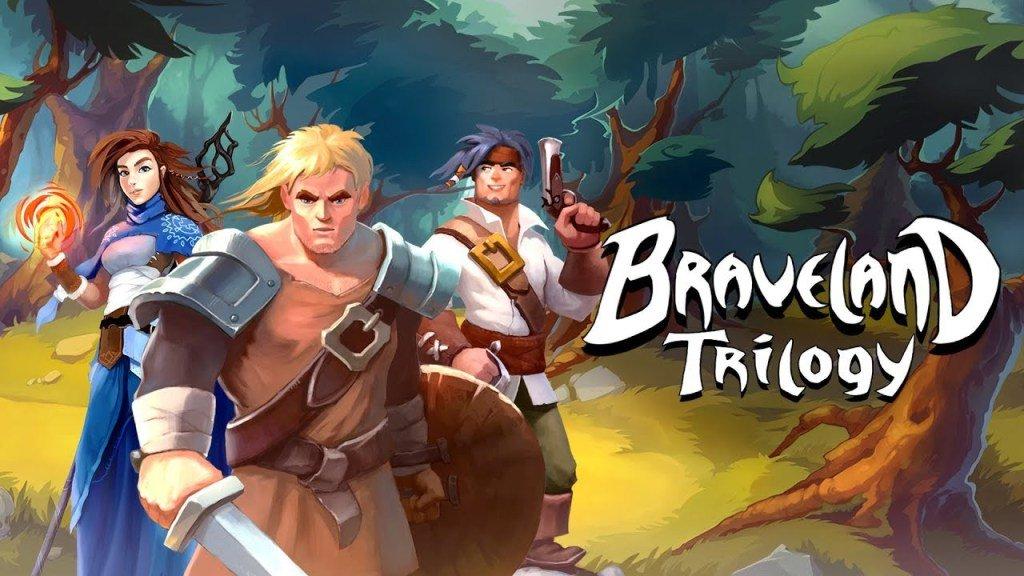 Tortuga Team anuncia Braveland Trilogy para o Nintendo Switch; trailer
