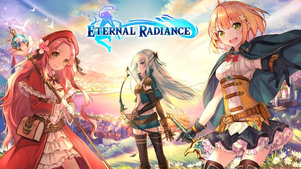 JRPG Eternal Radiance atinge meta no Kickstarter e chegará no Nintendo Switch