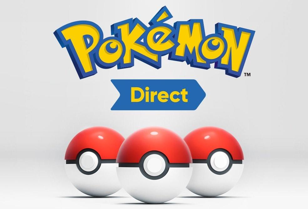 Nintendo anuncia  Pokémon Direct para está quarta-feira